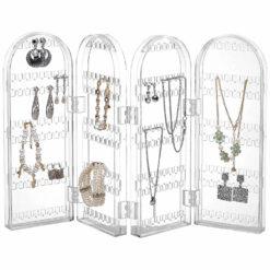 organizador joyas acrílico